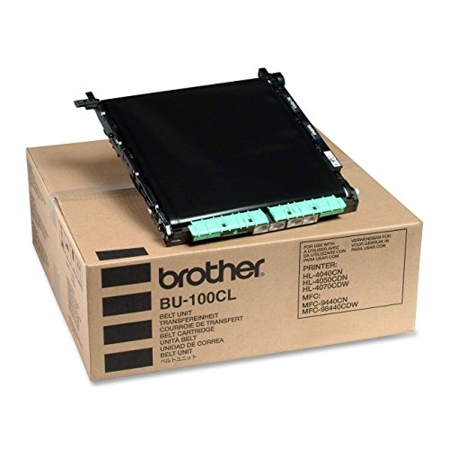 (Brother BU-100CL Belt Unit for HL-4040CN, HL-4070CDW Series - Retail Packaging)