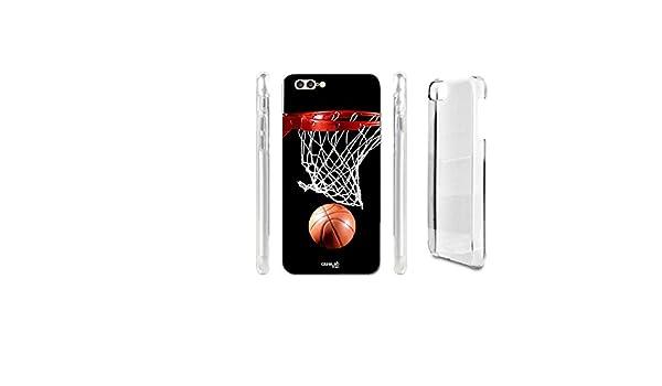 CaseLabDesigns Funda Carcasa Basket Centro para iPhone 7 Plus ...