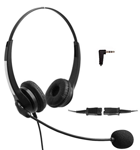 4call-k702nqj35-35mm-dual-telephone-headset-for-business-office-deskphones-alcatel-lucent-ip-touch-4