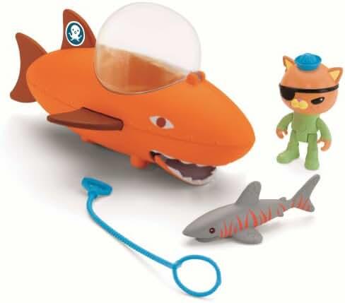 Fisher-Price Octonauts Gup B Playset