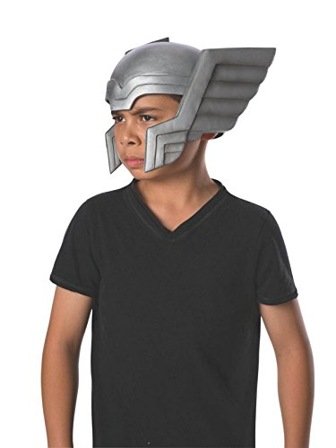 Marvel Universe Classic Collection, Avengers Assemble Child Size Thor Helmet]()