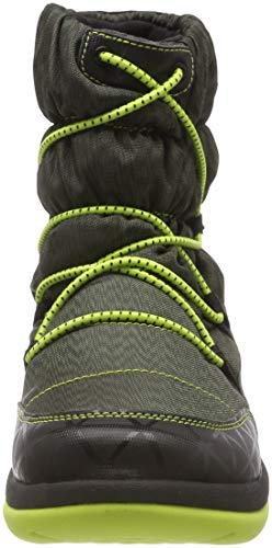 Clarks Snow Khaki Boots Women's Alp Cabrini Grey w0qtxfprS0