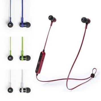 Lote de 4 Auriculares Inalambricos Bluetooth. Recargable USB: Amazon.es: Electrónica