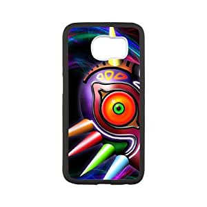 Samsung Galaxy S6 Cell Phone Case White Legend of Zelda JDK Create Cell Phone Case