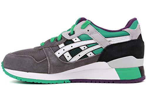 Asics Gel-Lyte III Sportstyle del h405 N Hombres Zapatos gris, blanco