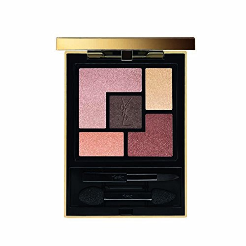 イヴサンローラン Couture Palette (5 Color Ready To Wear) #14 (Rosy Contouring) 5g/0.18oz B01KPLYWQG