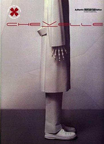 Chevelle -- This Type of Thinking (Could Do Us In): Authentic Guitar TAB PDF