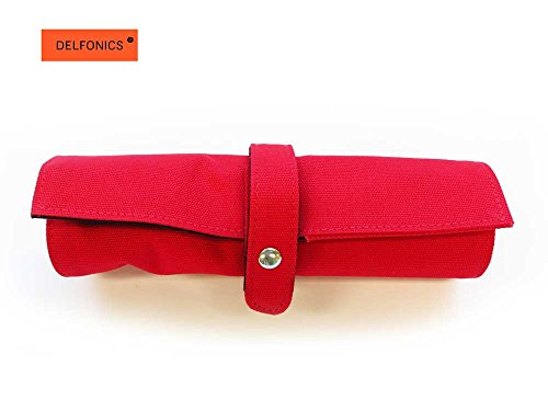 Roll-Up Pencil Case EN76 RED