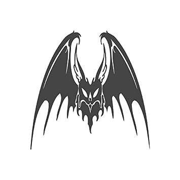 Evil BAT Vorgefarbt Abgebildet Gummi Stempel 430194 Stamp Size 30x30mm