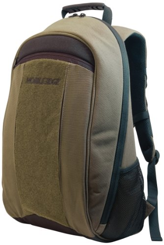 Mobile Edge Eco Backpack 17.3-Inch Laptop, Olive - Edge Notebook Briefcase
