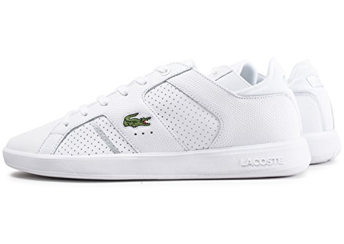 118 White White Lacoste Homme Baskets Spm004010881 Mehrfarbig Novas 001 2 CT aqAZf7qE