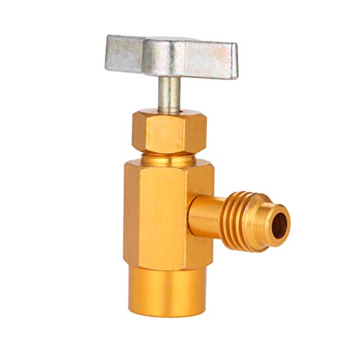 R-134A Can tap, Premium R134A Dispenser Valve AC Refrigerant, used for sale  Delivered anywhere in USA
