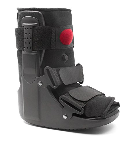 Mars Wellness Premium Short Air Cam Walker Fracture Ankle/Foot Stabilizer Boot - Large (Mars Air)
