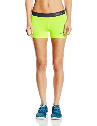 Nike Pro 3 Inch Women's Training Shorts - X Small - Green