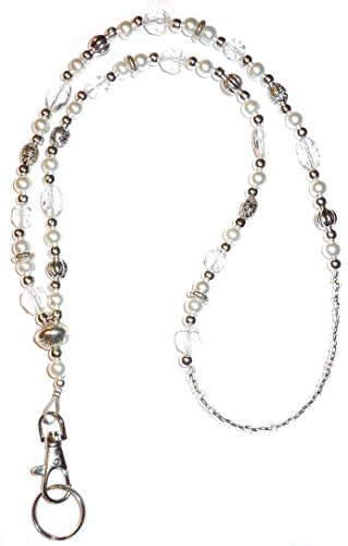 SLIM Style Fashion Women's Beaded Lanyard 34
