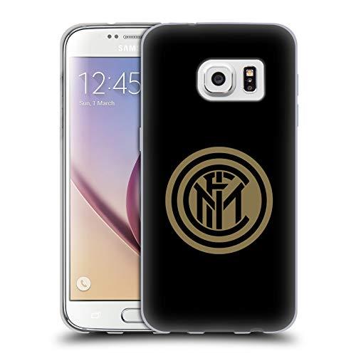 - Official Inter Milan Gold 2018/19 Crest Soft Gel Case for Samsung Galaxy S7