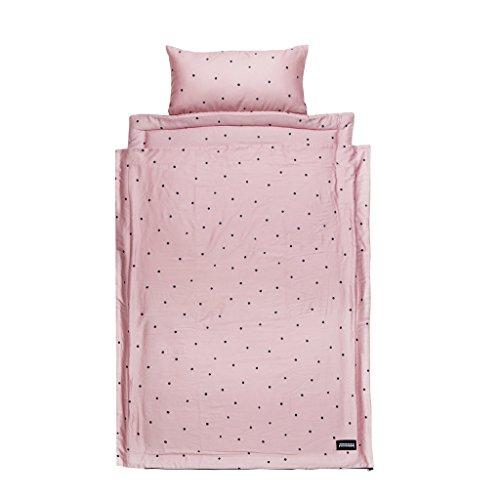 Dono&Dono Reversible Air Mesh Nap Mat for Kids - Pink -