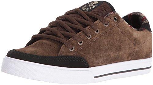 Adrian Lopez Skate Shoes (C1RCA Men's AL50 Skateboarding Shoe, Slate/Black/Gum, 11 M)
