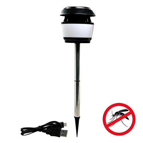 GETMINE Ultrasonic Mosquito Repellent Portable
