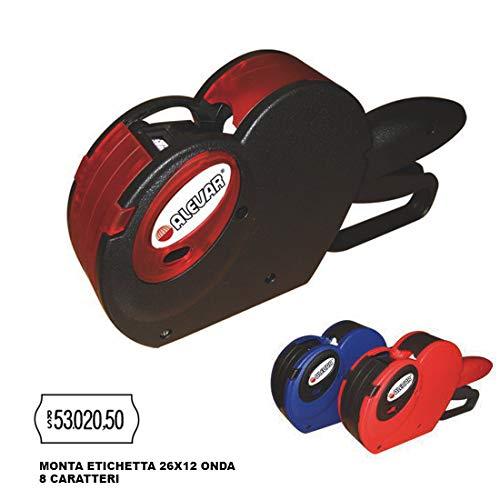 Prezzatrice Smart Alevar 8 Caratteri 26x12 mm