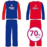 Pijama Atletico Madrid interlock juvenil surtido