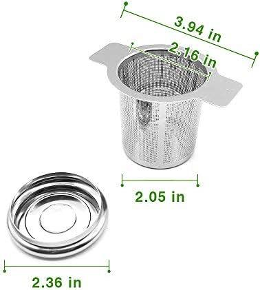 Kitchen & Dining Home Cups to steep Loose Leaf Tea and Coffee ...
