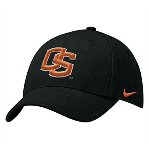 NIKE Oregon State Beavers Infant Black Classic Wool Adjustable Hat