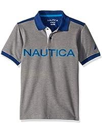 023ca7b4e Boys' Short Sleeve Heritage Polo Shirt