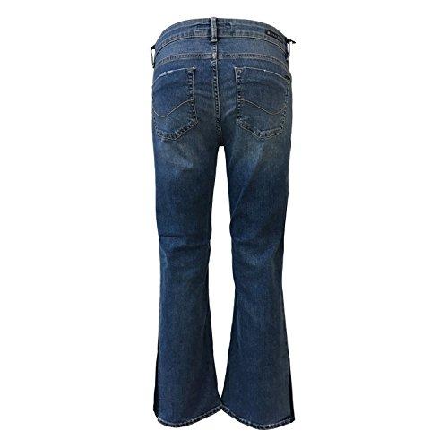 Bassa Atelier Crop Italy In Vita Bell Made 119 Bottom Cigala's Jeans Donna PPqrOgSI