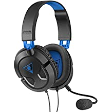 Turtle Beach - Ear Force Recon 50P Stereo Gaming Headset - PS4 and Xbox One (compatible w/ Xbox One controller w/ 3.5mm headset jack)