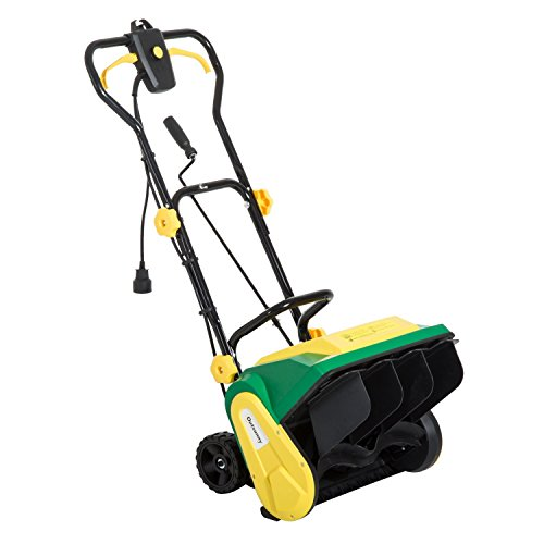 Outsunny 16'' Electric 9 Amp Corded Snow Thrower by Outsunny