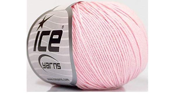 Lote de 4 madejas de hilo de hielo de algodón Amigurumi para bebé ...