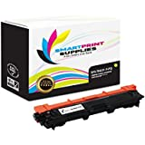 Smart Print Supplies Compatible TN221 TN221Y Yellow Premium Toner Cartridge Replacement for HL-3140CW 3170CDW, MFC-9130CW 9340CDW, DCP-9020CDW Printers (2,200 Pages)
