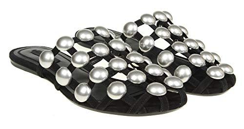 Cuero 3099f0000s001 Negro Wang Zapatos Mujer Alexander 6qHTxUORW