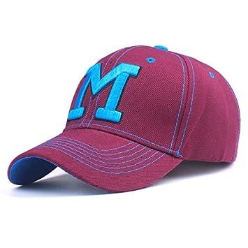 qqyz2323 - Gorra de béisbol para Mujer, diseño de Casquette, Gris ...