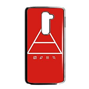 LG G2 30 Seconds To Mars pattern design Cell Phone Case HSTM12J81861