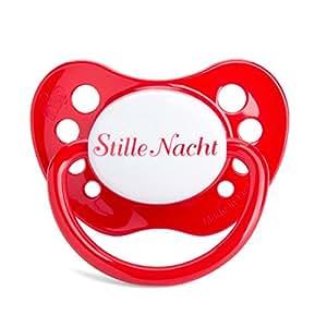 Stille Nacht - chupete: Amazon.es: Juguetes y juegos