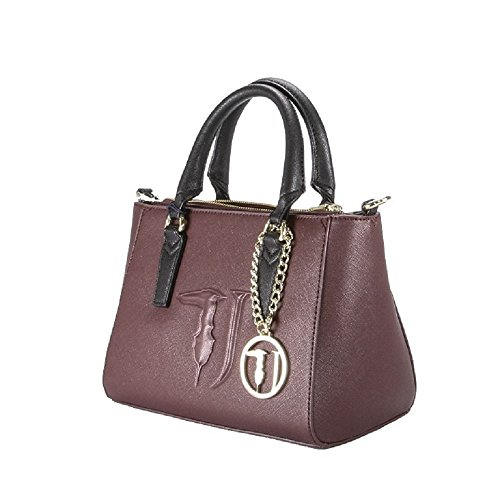 Bag Women's Trussardi Top Bordeaux handle Purple dPqqt6