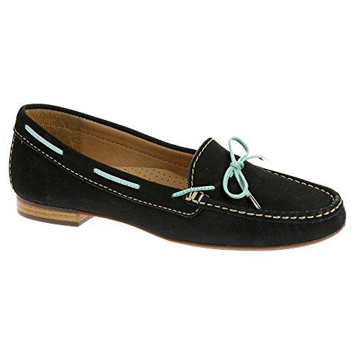 Sebago Schuhe Bootsschuhe B409202 Leyden Tie TAN Braun Marine