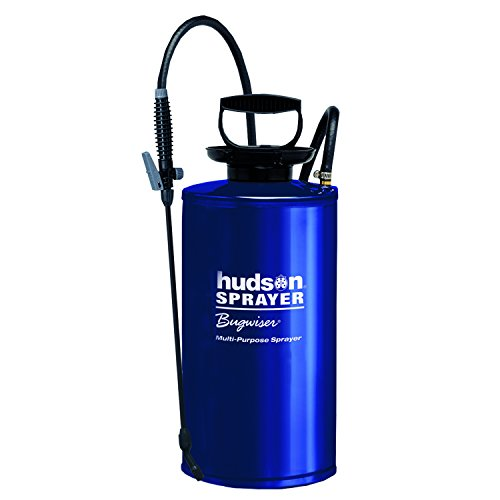 Hudson 62062 Bugwiser 2 Gallon Sprayer Galvanized Steel