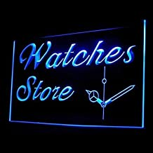 LLSai-Watches Store Advertising LED Light Sign