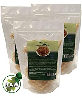 SEA MOSS 100% NATURAL (WILD) DR SEBI IRISH MOSS - - Amazon.com
