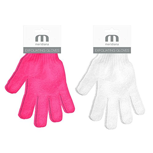 Meridiana Exfoliating Gloves, 1 size fits all Paul Murray PLC ME9573