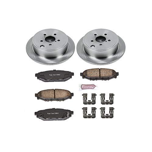 Autospecialty (KOE4631) Daily Driver OE Brake Kit, Rear