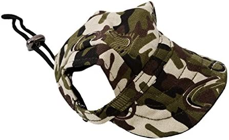 PINKING 모자 동물 모자 고양이 스트라이프 메쉬 강아지 모자 실제 자외선 대책 일사병 예방 보호 장식 / PINKING Hat Pet Cap Dog Cat Stripe Mesh Dog Hat Practical UV Protection Heat Stroke Prevention Protection Decorate