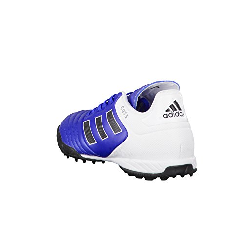 adidas COPA 17.3 TF - Botas de fútbol para Hombre, Azul - (AZUL/NEGBAS/FTWBLA) 47 1/3