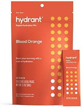 HYDRANT Rapid Hydration Drink Mix
