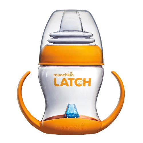 Munchkin Latch Transition Cup, Colors May Vary, 4 Ounce