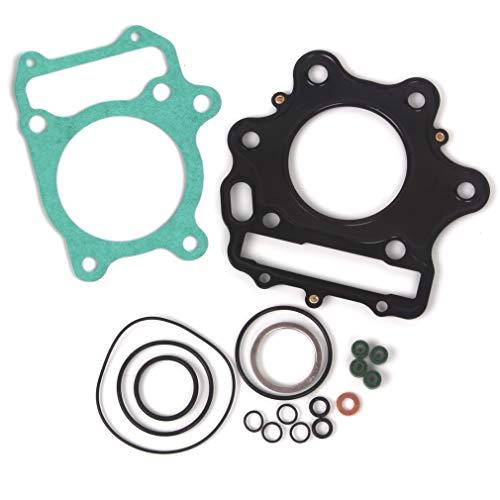(Top End Head Gasket Kit for TRX300EX TRX300X TRX 300EX 300X TRX250X Fourtrax 1993–2009 2000 2001 2002 2003 2004 2005 2006 2007)