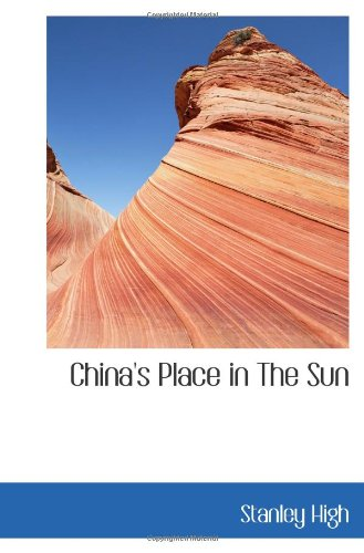 Download China's Place in The Sun PDF